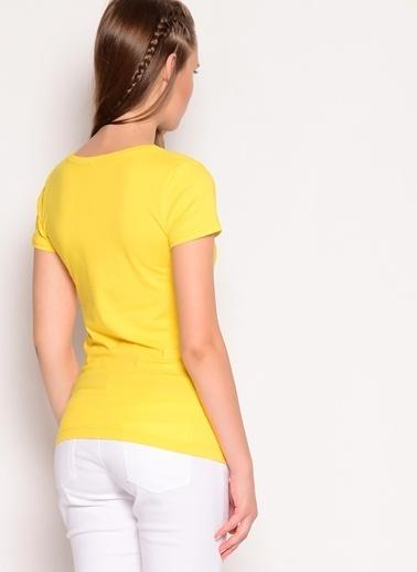 LMN by Limon Company Tişört Sarı